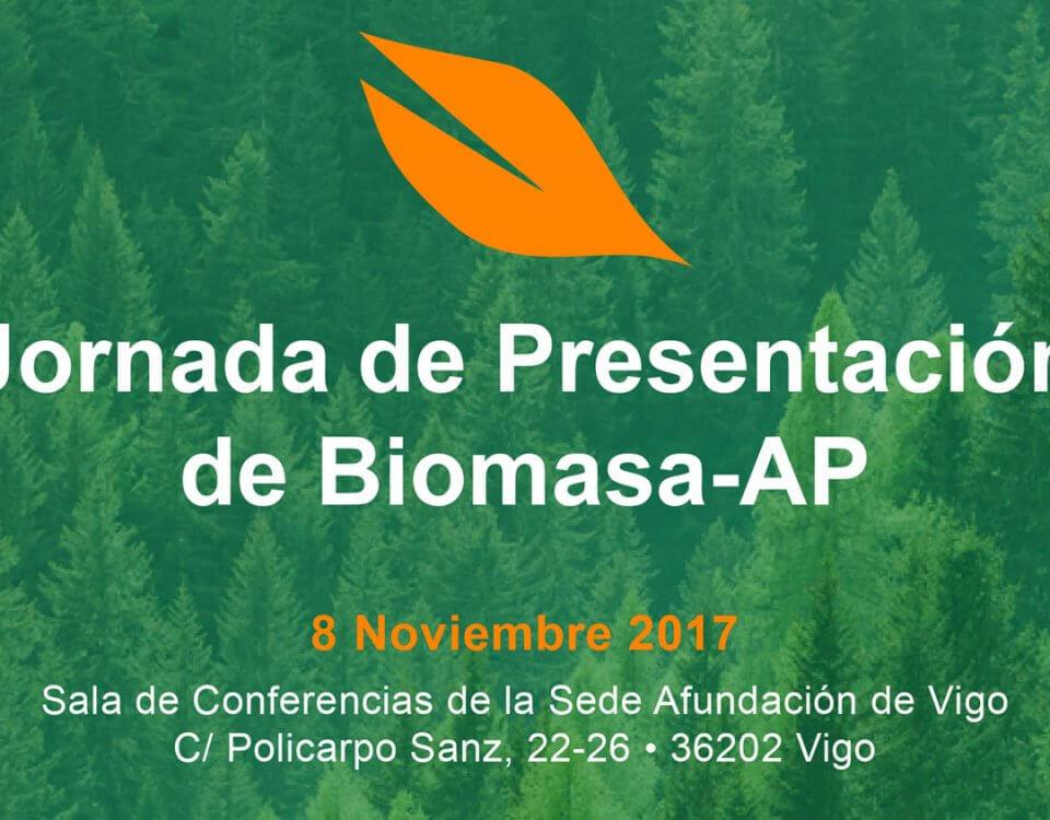 Jornada de presentación Biomasa-AP